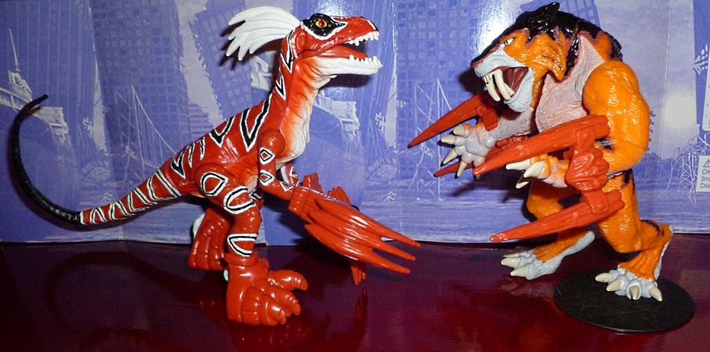 My Video Game Figures & Strategy Guides: Super Godzilla & Predator Games! Talon_13