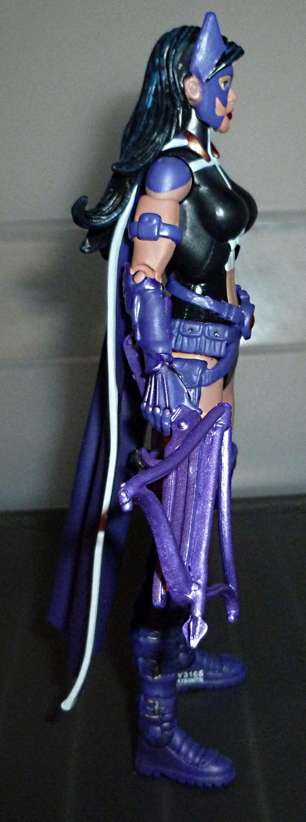 DC Classics: The Huntress & Powergirl! The_hu14