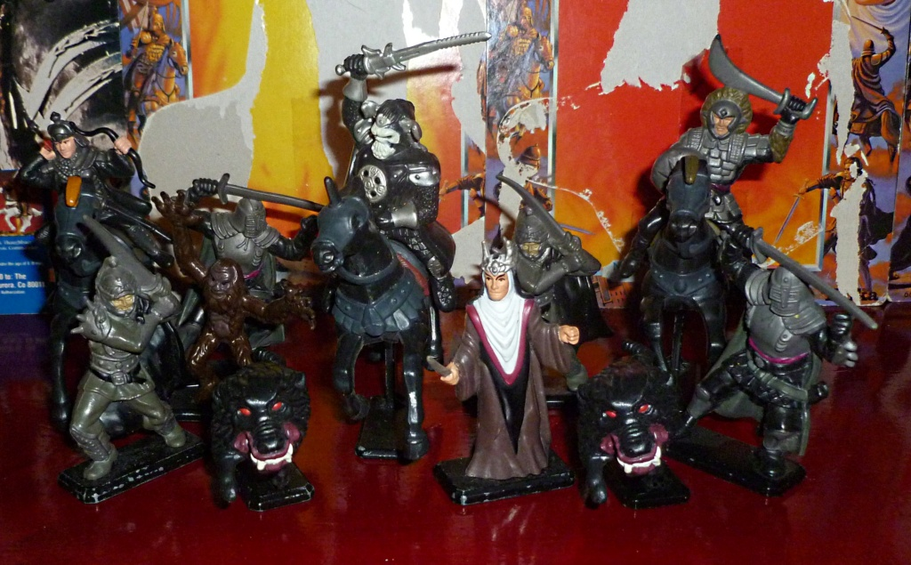 My VINTAGE Action Figure Collection: Imperial Classic Monsters! The_no10