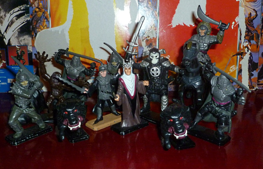 My VINTAGE Action Figure Collection: Imperial Classic Monsters! The_no11