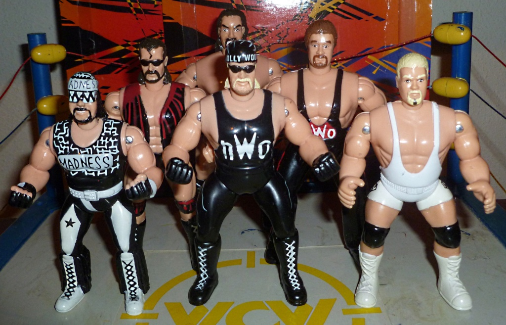 My Vintage Wrestling Collection: WCW OSTM Cage Update! - Page 2 The_nw11