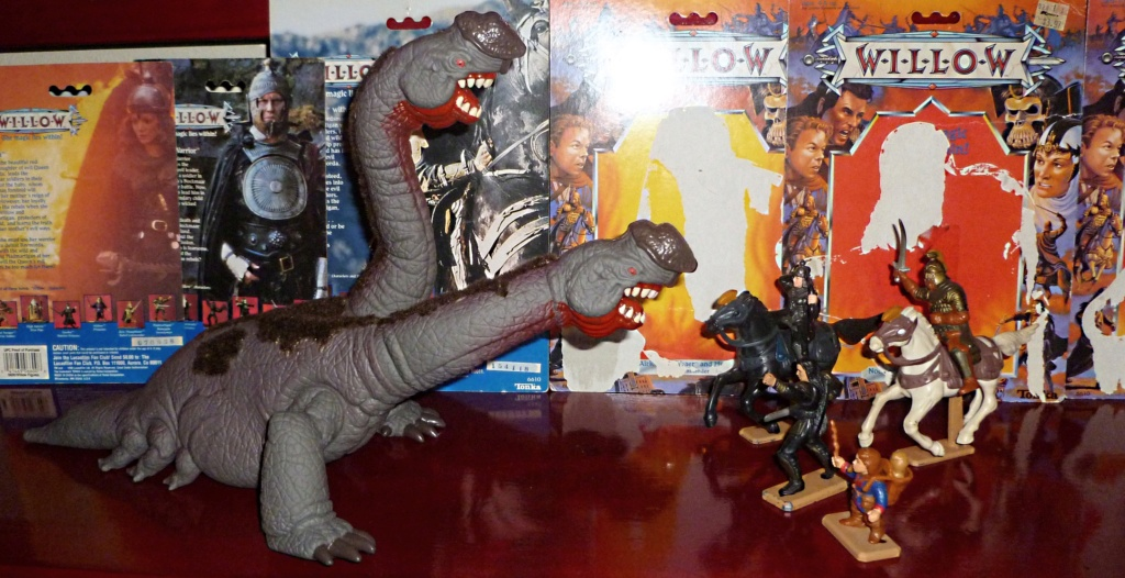 My VINTAGE Action Figure Collection: Imperial Classic Monsters! The_re11