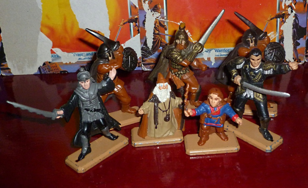 My VINTAGE Action Figure Collection: Imperial Classic Monsters! The_re12