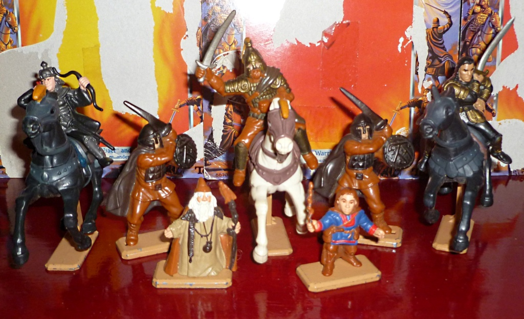 My VINTAGE Action Figure Collection: Imperial Classic Monsters! The_re13