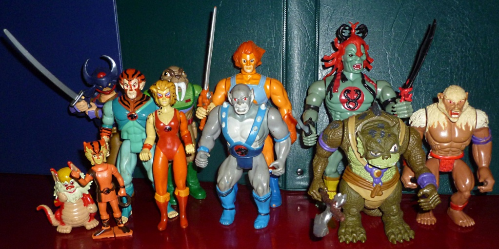 My VINTAGE Action Figure Collection: Gabara, The Mummy's Curse & More! - Page 5 Thunde12