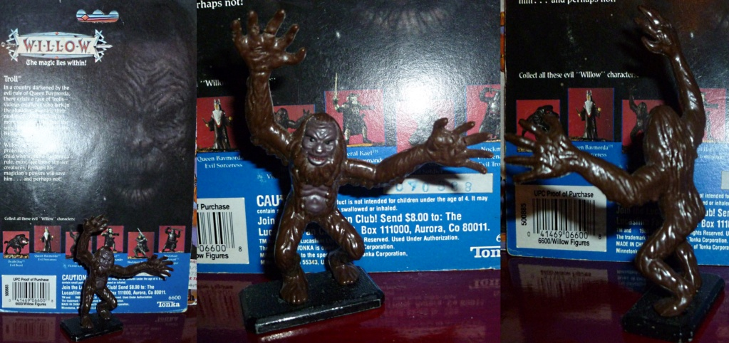 My VINTAGE Action Figure Collection: Imperial Classic Monsters! Troll_10
