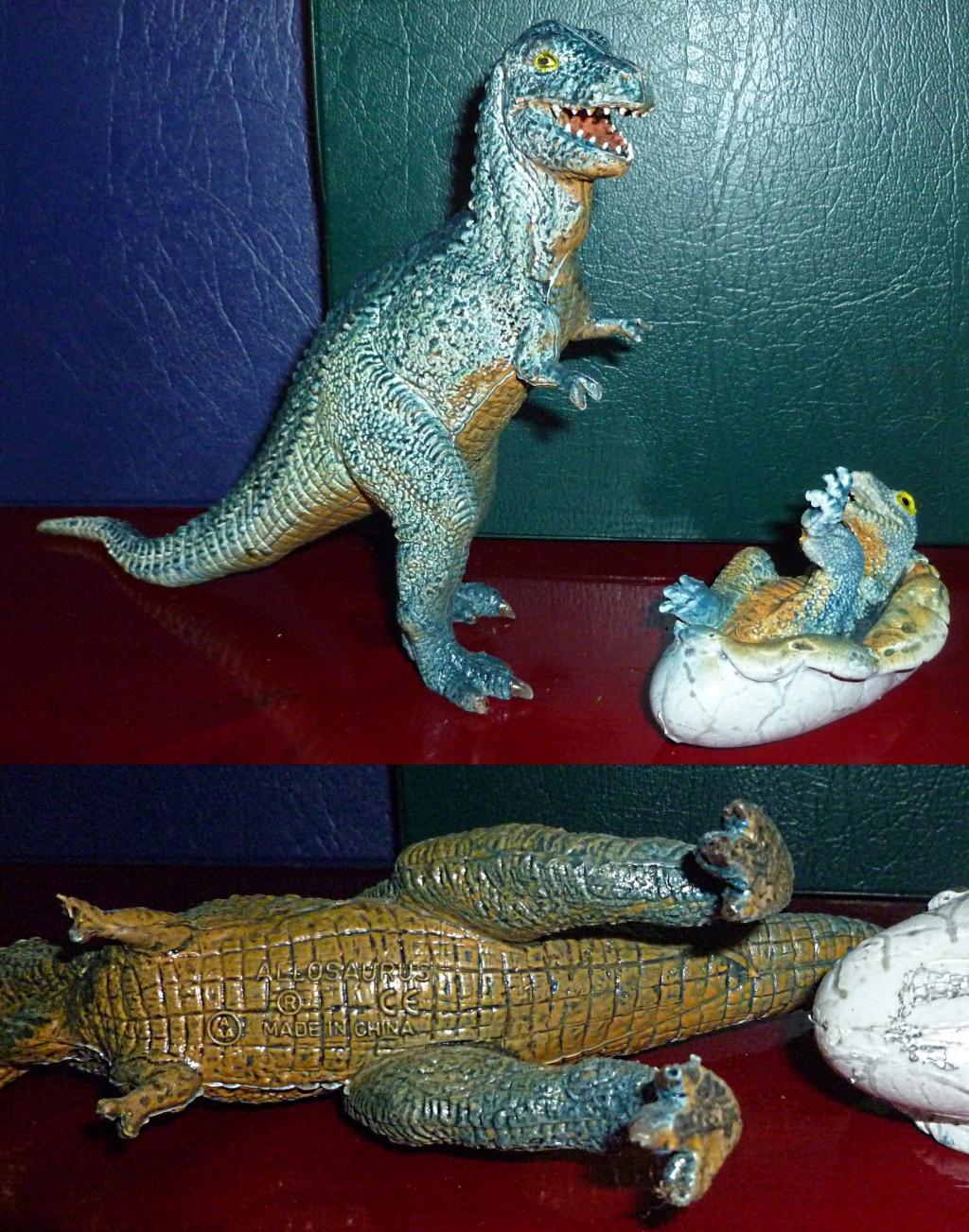 My Dinosaur figure collection: Battat 10 Dinosaur Set! - Page 3 Tyrann29