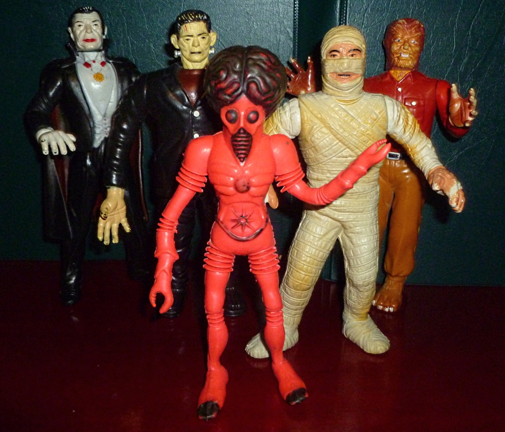 My VINTAGE Action Figure Collection: Gabara, The Mummy's Curse & More! - Page 5 Univer11
