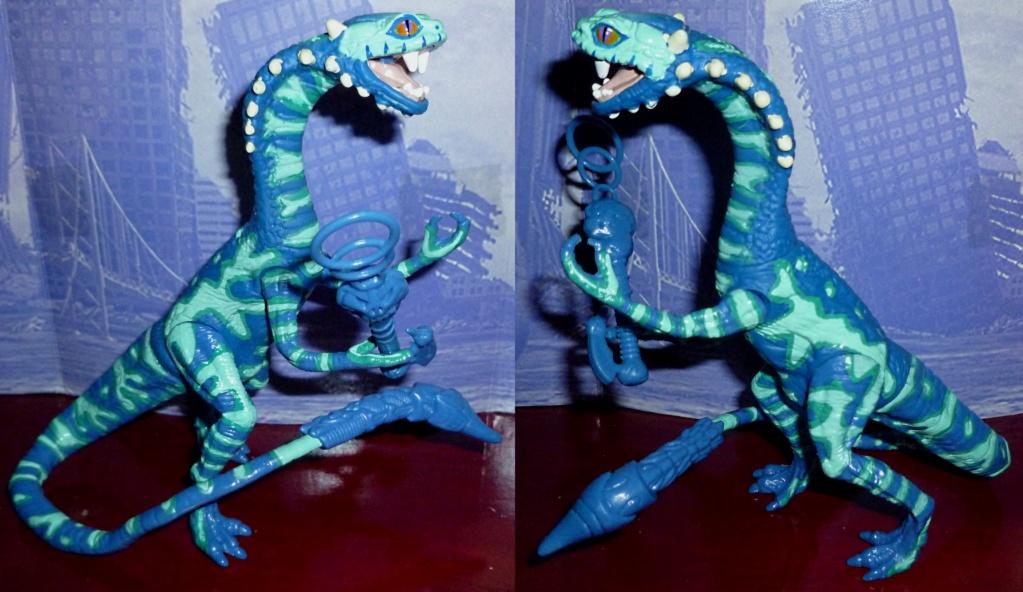 My Video Game Figures & Strategy Guides: Super Godzilla & Predator Games! Vertig12
