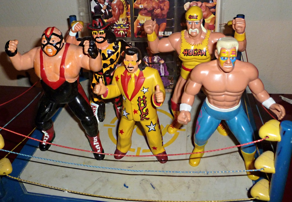 My Vintage Wrestling Collection: WCW OSTM Cage Update! - Page 2 War_ga11
