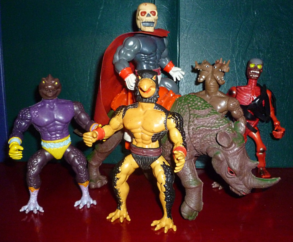 My VINTAGE Action Figure Collection: Gabara, The Mummy's Curse & More! - Page 4 Warrio10
