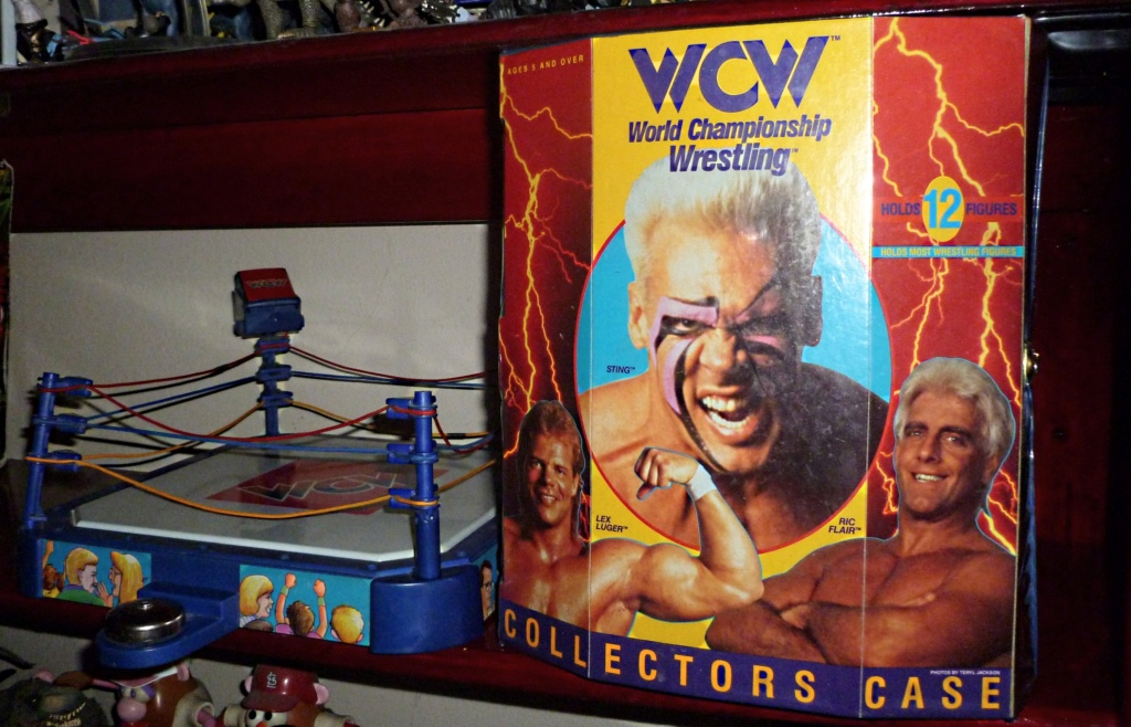 My Vintage Wrestling Collection: WCW OSTM Cage Update! Wcw_ga11