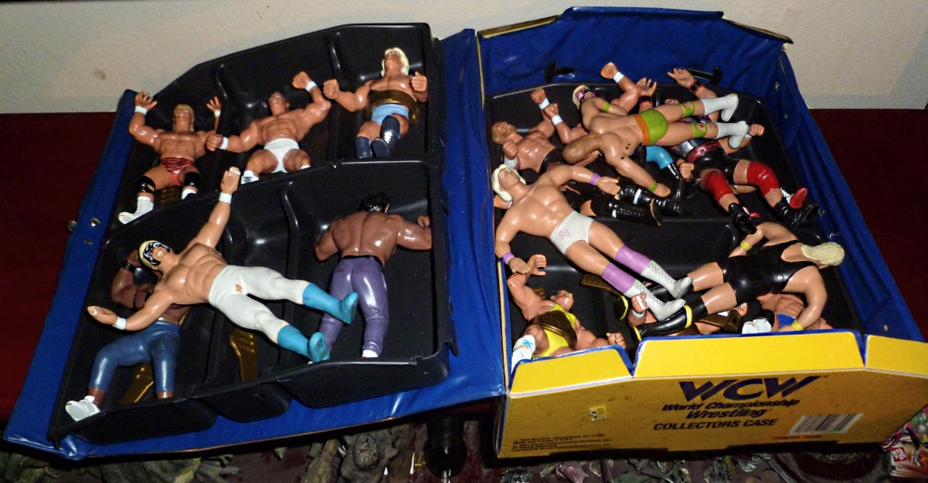 My Vintage Wrestling Collection: WCW OSTM Cage Update! Wcw_ga13