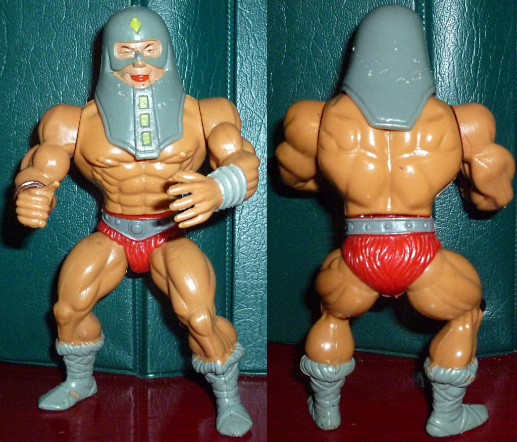 My VINTAGE Action Figure Collection: Gabara, The Mummy's Curse & More! - Page 4 Weapon10
