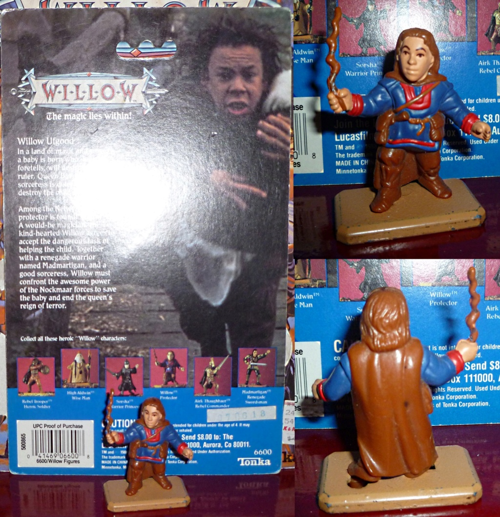 My VINTAGE Action Figure Collection: Imperial Classic Monsters! Willow10