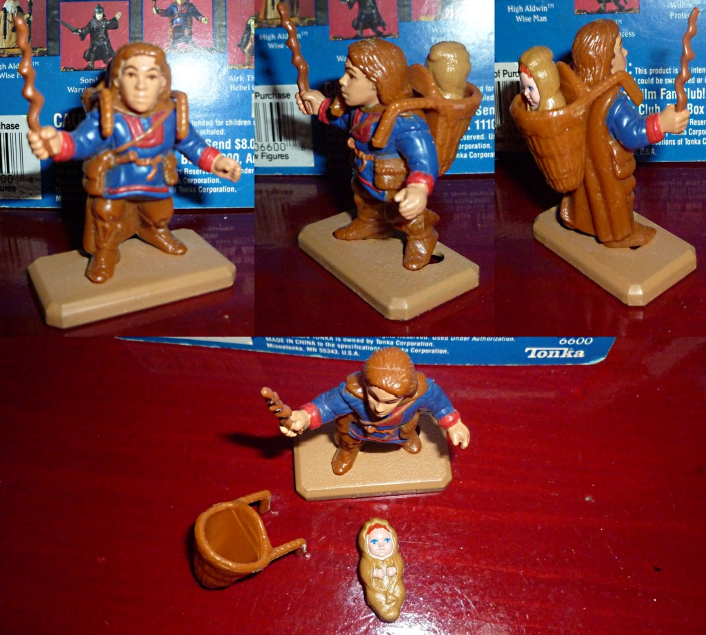 My VINTAGE Action Figure Collection: Gabara, The Mummy's Curse & More! Willow11