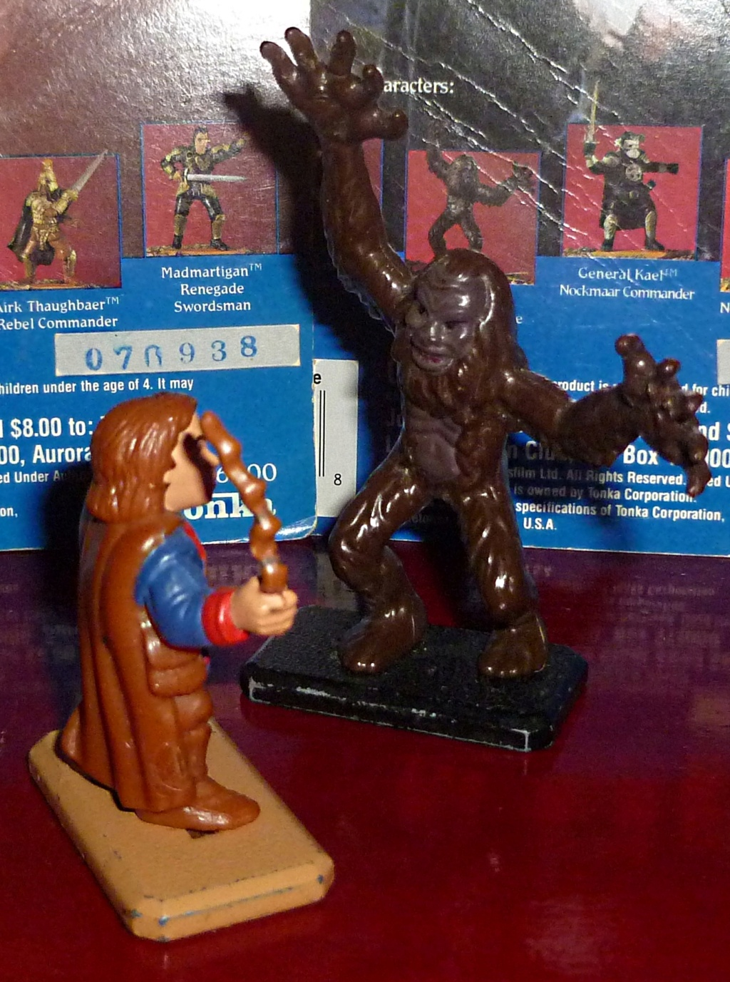 My VINTAGE Action Figure Collection: Gabara, The Mummy's Curse & More! Willow12