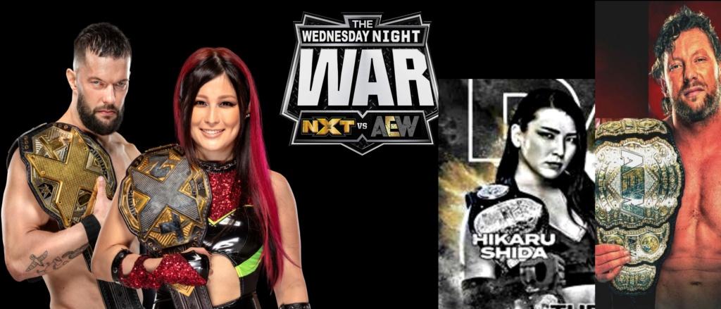 Wrestling: The Wednesday Night War - NXT vs AEW! Wnw_110