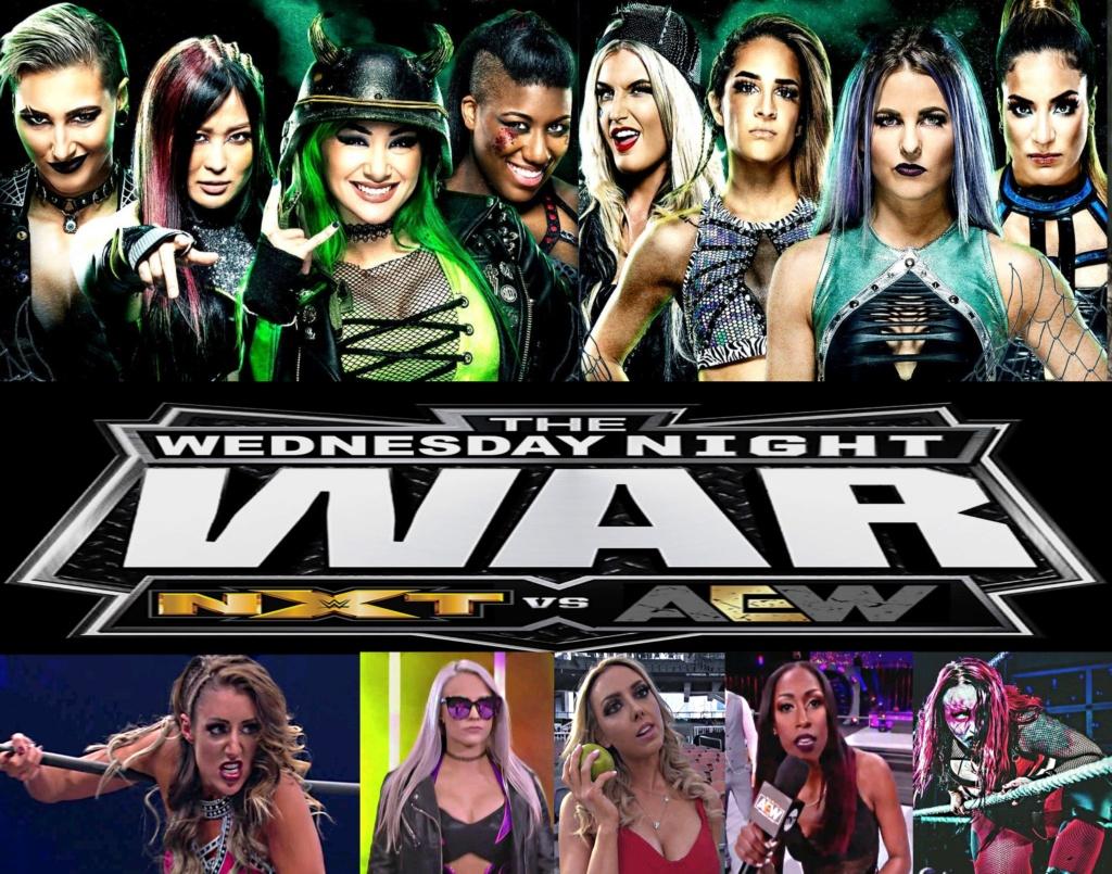 Wrestling: The Wednesday Night War - NXT vs AEW! Wnw_310