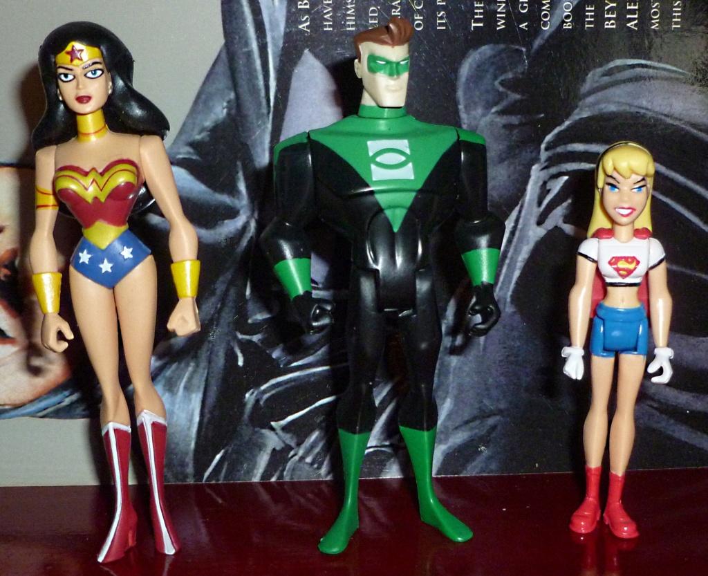 My Miscellaneous Modern Collection: My JLA: U Collection: Batman Update! Wonder26