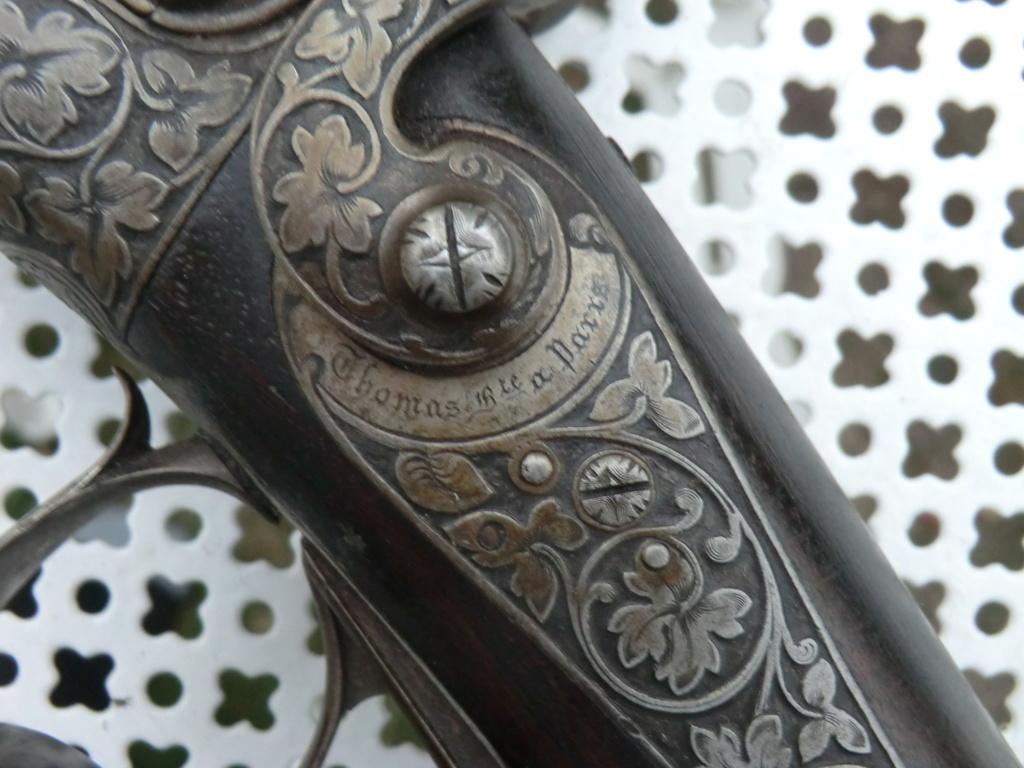 Fusil de chasse : demande d'infos sur un arquebusier Cimg3733