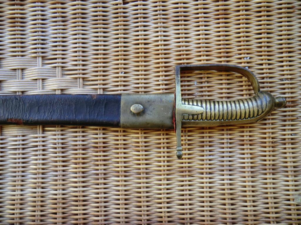 Sabre briquet modèle 1767 Cimg3811