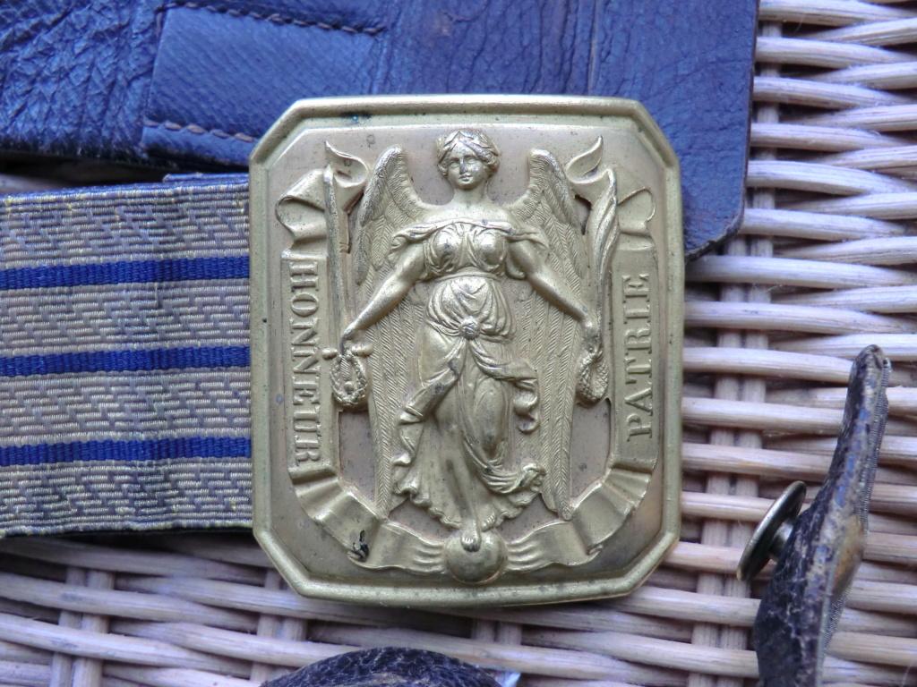 Duc de Feltre et ceinturon 1845 de grande tenue Cimg4049