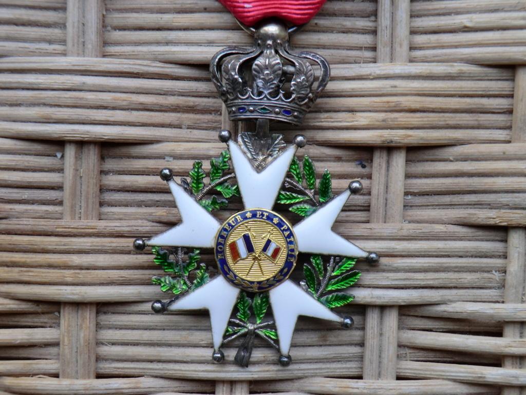 Légion d'Honneur Monarchie de Juillet Cimg4315