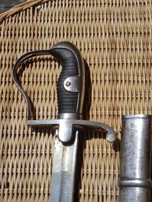 Cavalerie allemande, médailles et coupe papier Cimg4521