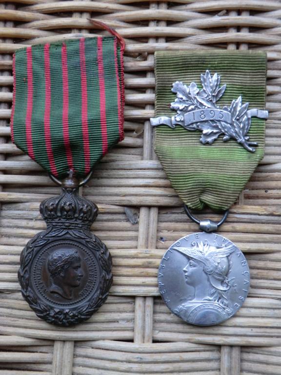 Chatou : Médailles coloniales, Meissen... Cimg4614