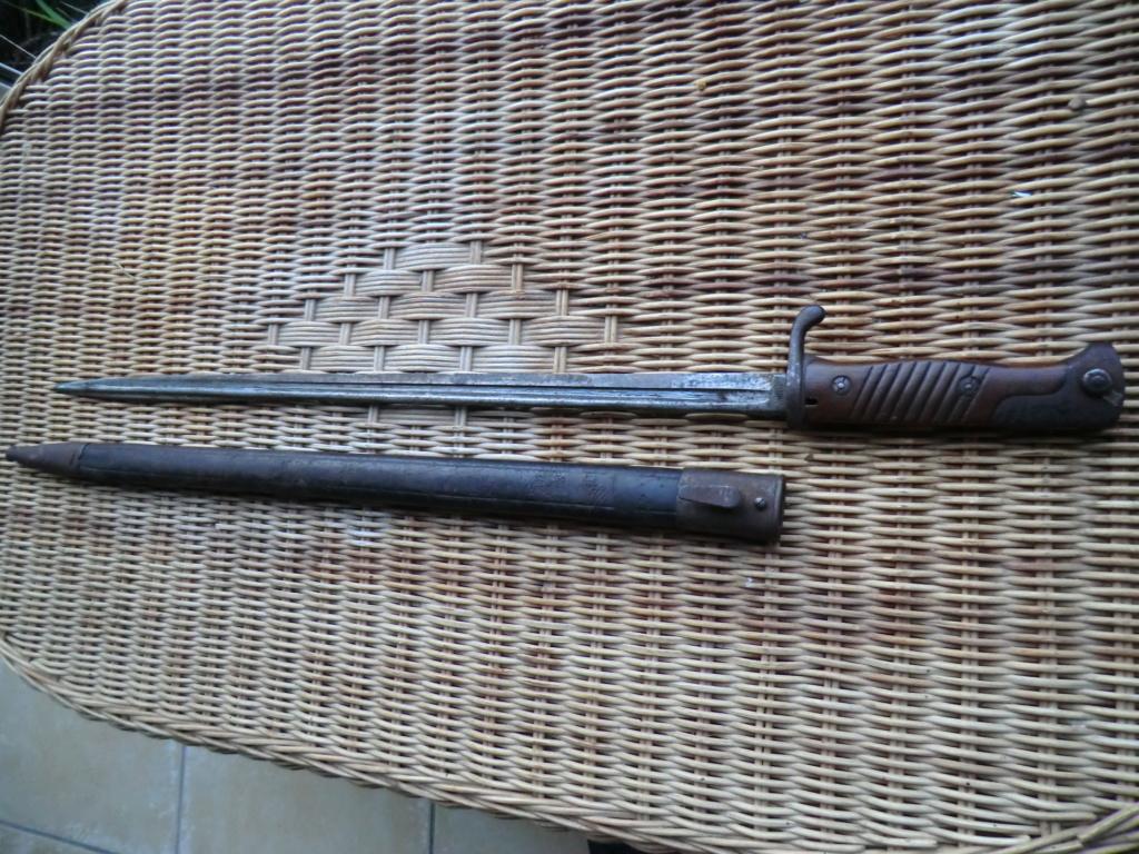 Baionnette S98 Thuringe Cimg4745