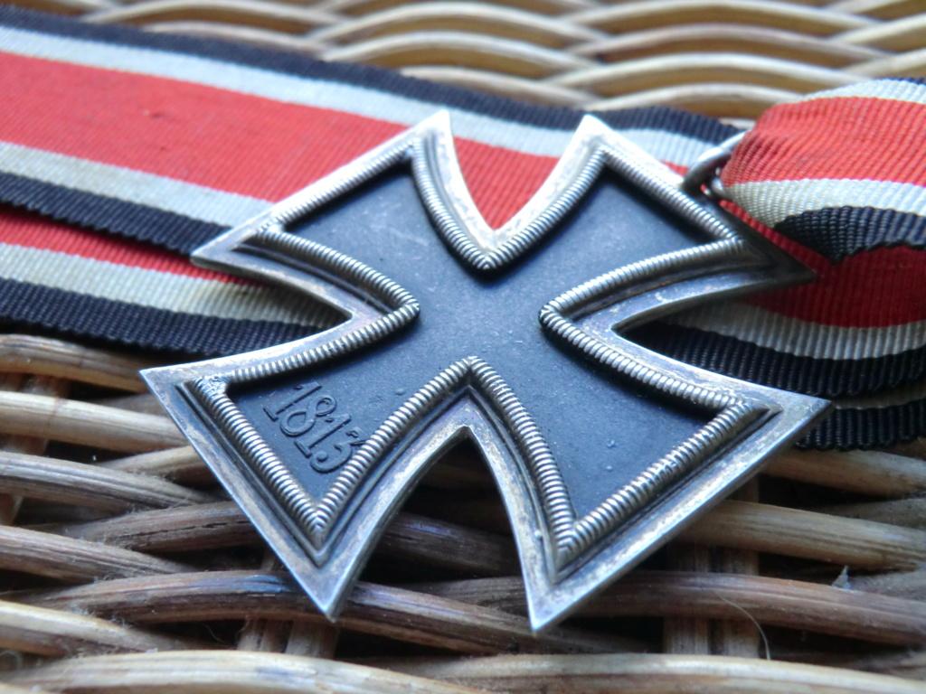 Croix de fer WW2 à authentifier svp  Cimg5312
