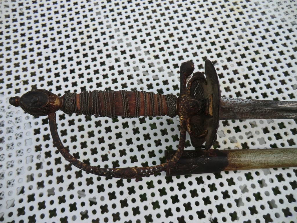 Epée de cour XVIIIème Cimg5774