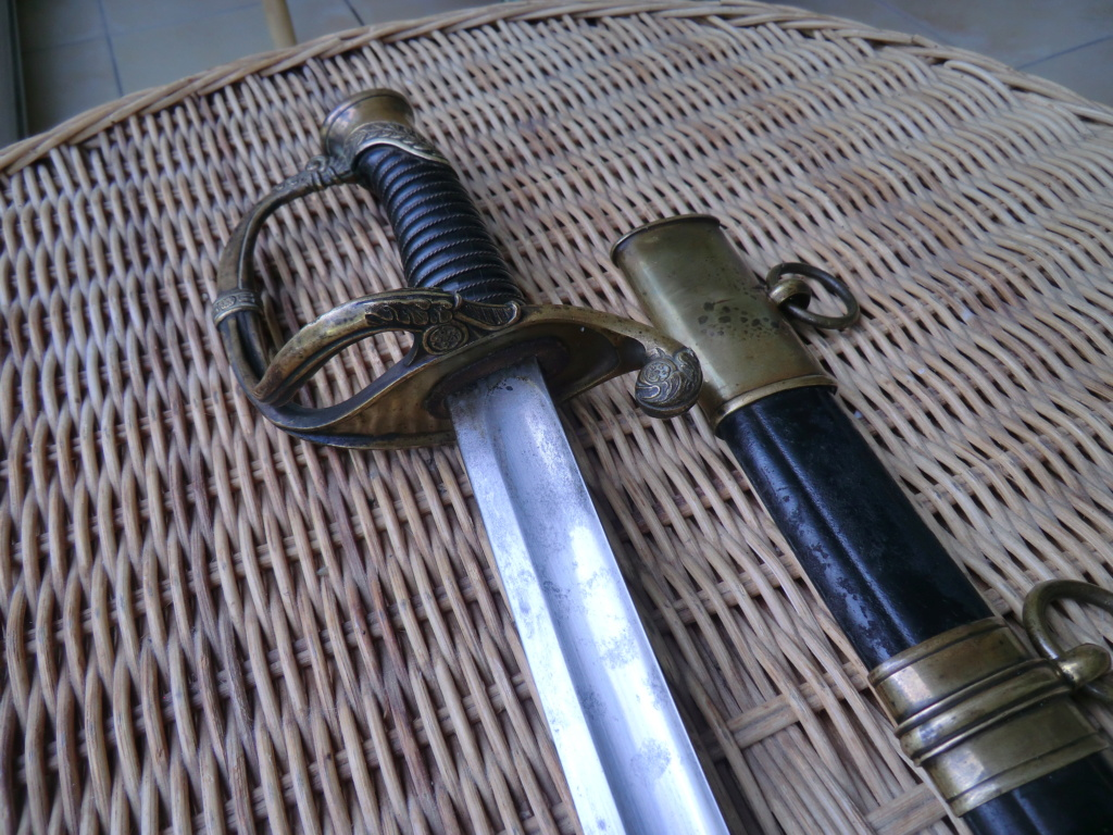 Sabre 1821-1854 Garde Impériale Cimg5925