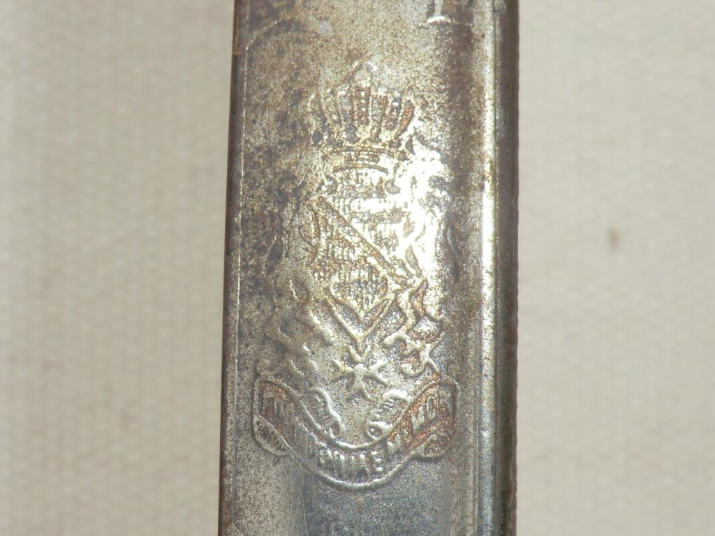 Sabre allemand saxon Cimg8935