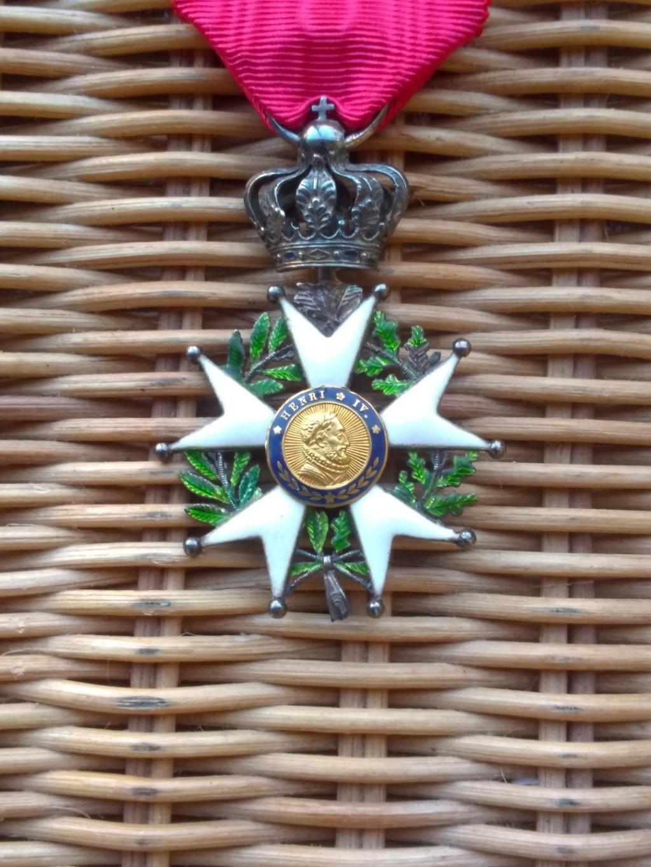 Légion d'Honneur Monarchie de Juillet Lzogio10