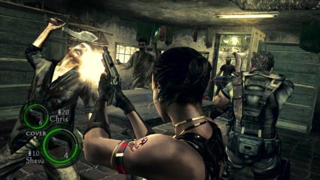 10 лучших игр серии Resident Evil 1410