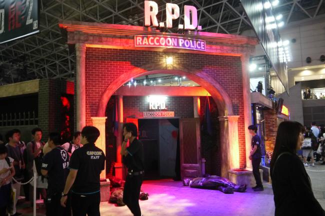 GameMAG.ru про Resident Evil 2 на TGS 2018 214