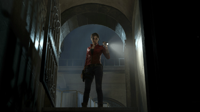 GameMAG.ru про Resident Evil 2 на TGS 2018 313