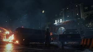 Capcom провела показ Resident Evil 2 Remake 35145110