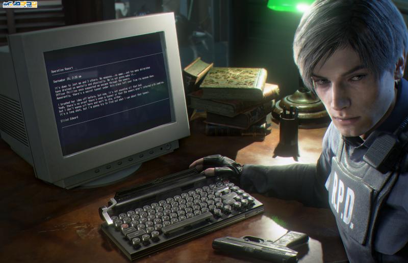 Премиальное издание ремейка Resident Evil 2 411