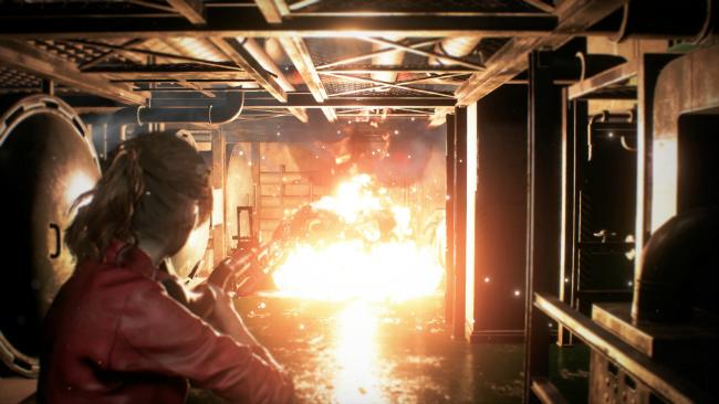 GameMAG.ru про Resident Evil 2 на TGS 2018 811