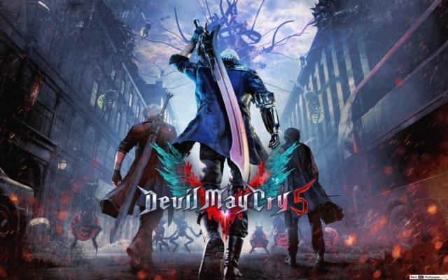 Прохождение Devil May Cry 5 [2019] Devil-10