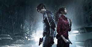 Новые скриншоты Resident Evil 2: Remake F62dbb10