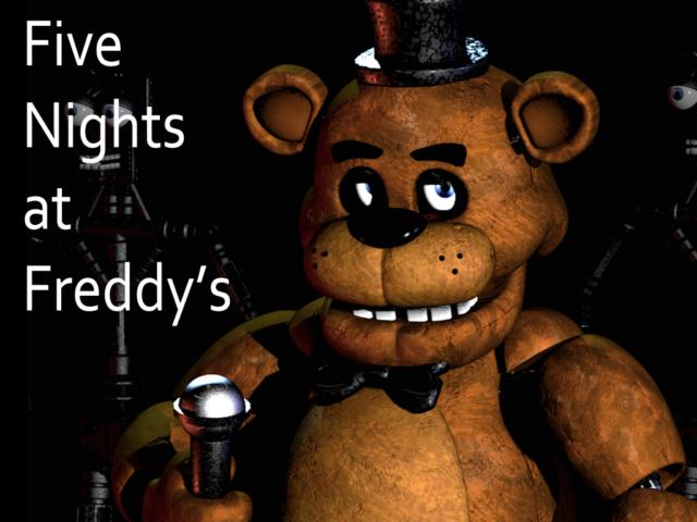 Как вы относитесь к Five Nights at Freddy's? Fnaflo10