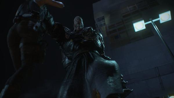 Resident Evil 3 - новые подробности о Немезисе Kcc4bx10