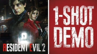 "Resident Evil 2 ""1-Shot"" Demo Trailer Maxres12"