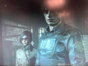 Утечка: Resident Evil 2 - Новый дизайн Ады Вонг Npeiew10