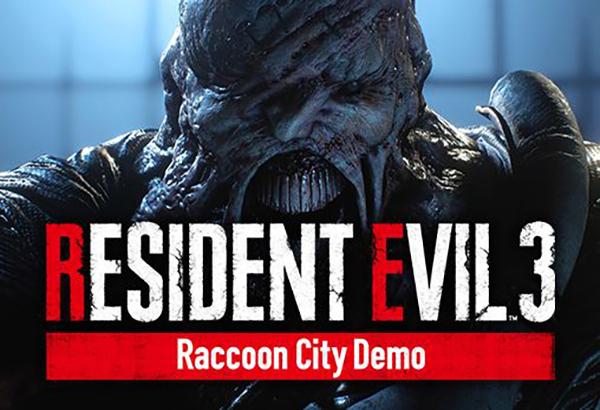 Resident Evil 3: Raccoon City Demo - GamePlay Re3_de10