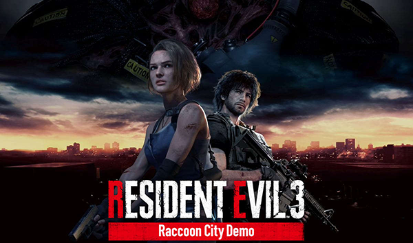 Resident Evil 3: Raccoon City Demo уже в Steam Reside14